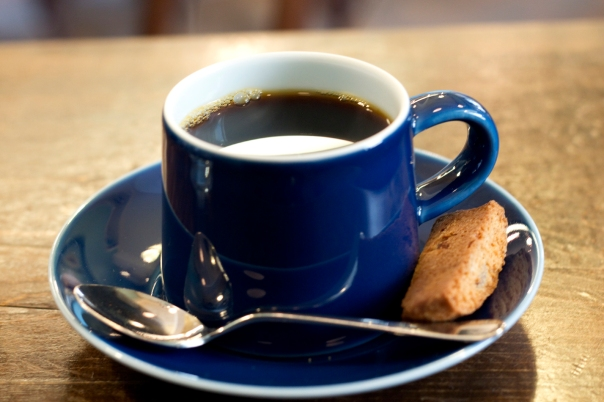 Been drinking coffee consistently for about 12 years, come from an Italian American family, but this is the first time I ate a biscotti with coffee.