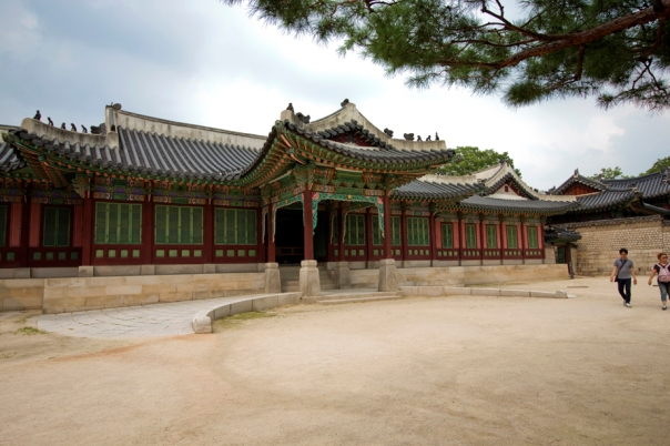 There's just so much to see in Seoul's palaces